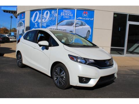 New 2017 Honda Fit EX-L