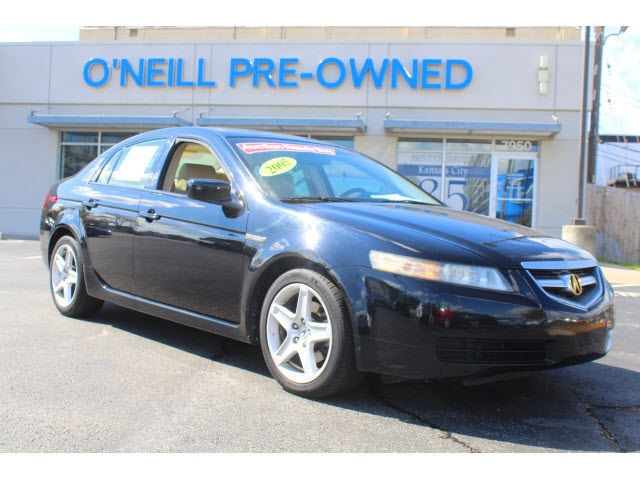 PreOwned Acura TL Base D Sedan In Overland Park A O - 2005 acura tl speaker size