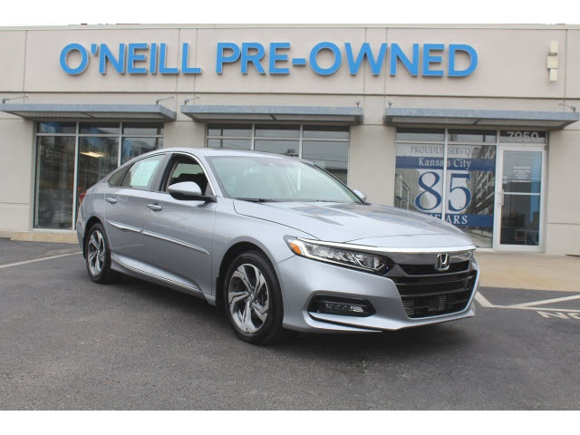 Certified Pre Owned 2018 Honda Accord Ex L