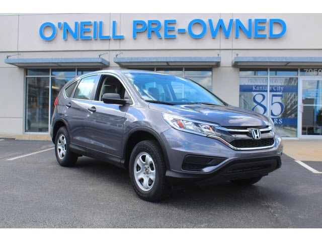 Certified Pre Owned 2016 Honda CR V LX