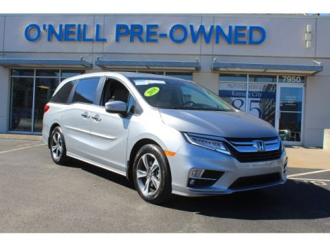Certified Pre-Owned 2018 Honda Odyssey Touring